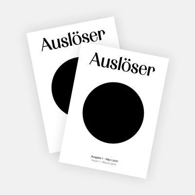 Auslöser Magazine Subscription